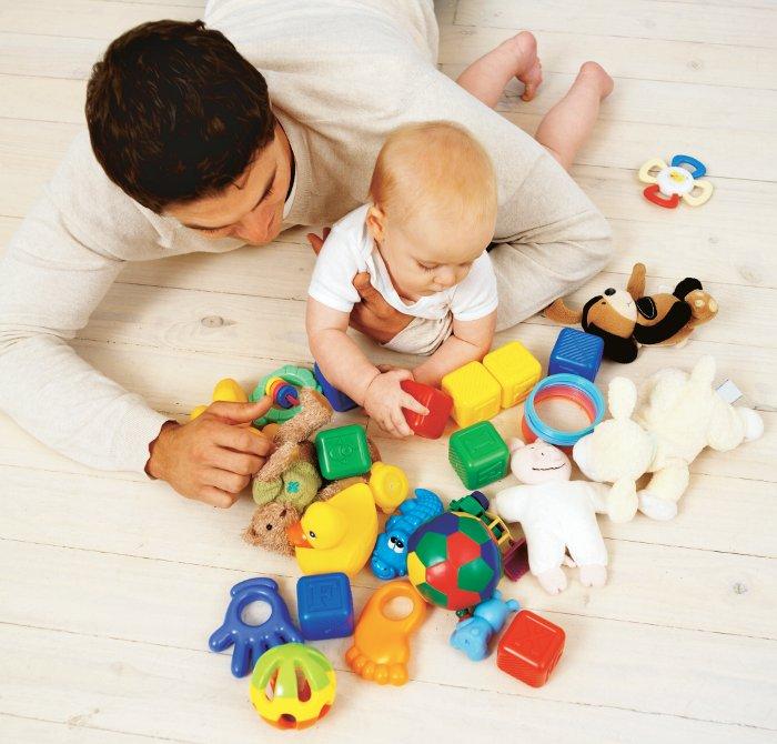 securite jouet bebe