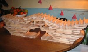kapla jeu de construction jouet en bois. Black Bedroom Furniture Sets. Home Design Ideas