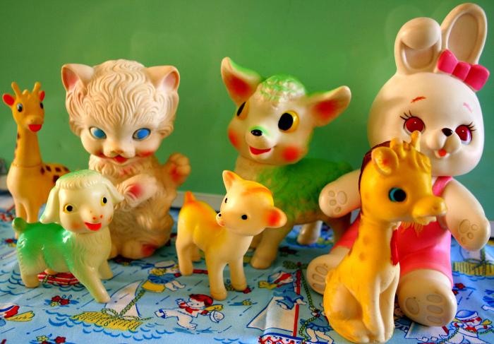 hygiene jouets
