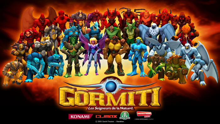 jouet Gormiti