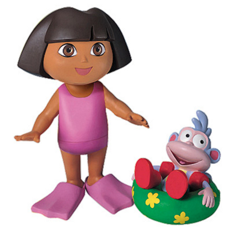 jouet Dora exploratrice