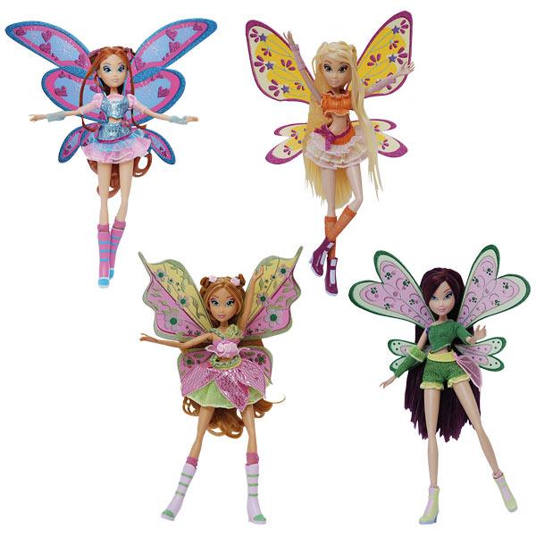 figurines et poupées Winx Club