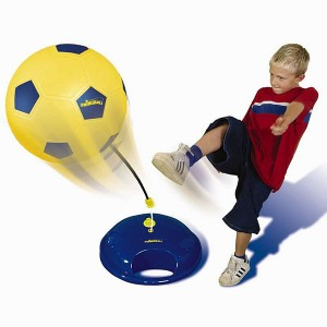 football et Swingball enfant
