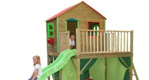 Maisonnettes en bois cologiques et durables pour enfants partir de 3 ans - Maisonnettes pour enfants ...