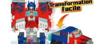 Robot transformable Transformers 3