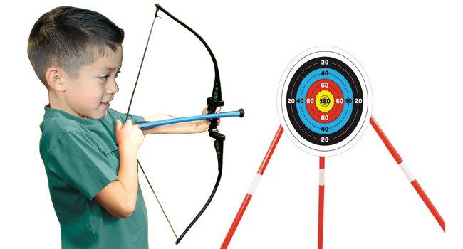 Kit de tir à l'arc pour les enfants