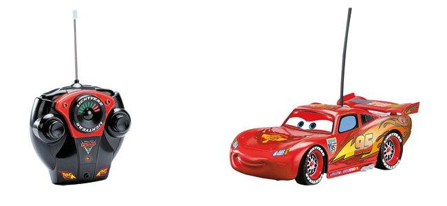Voiture télécommandée Cars 2