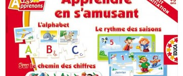 Jeux éducatifs et interactifs pour la rentrée