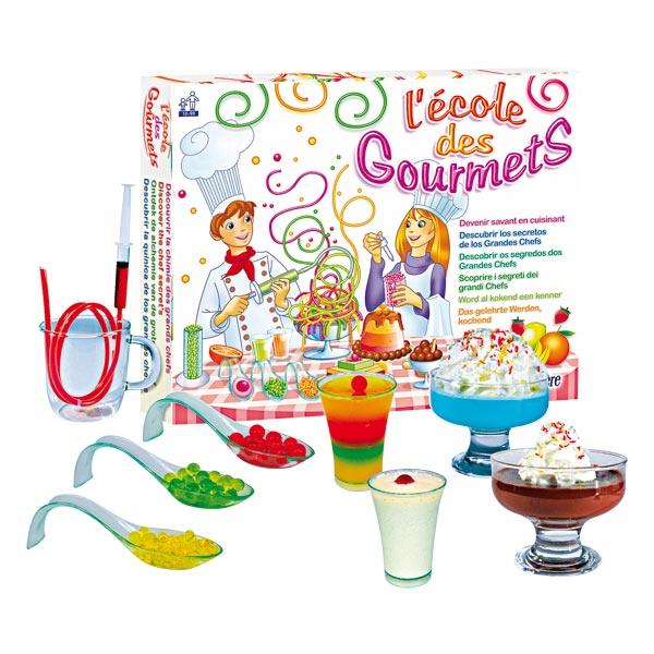Jeux d 39 imitation et jeux scientifiques sur le th me de la - Atelier cuisine pour enfants ...