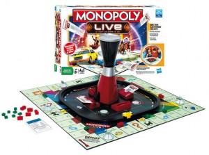 Monopoly Live pour Noël 2011