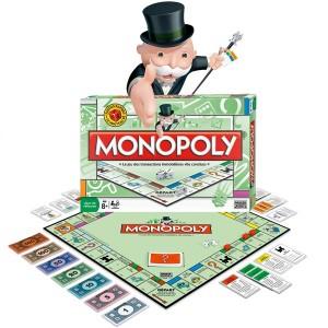 Monopoly édition standard en euros