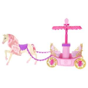 Calèche féérique de Barbie