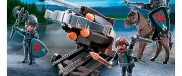 Chevaliers du Faucon Playmobil