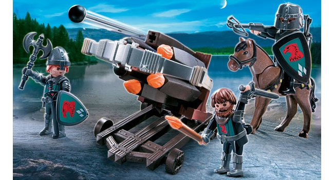 Chevaliers du Faucon Playmobil