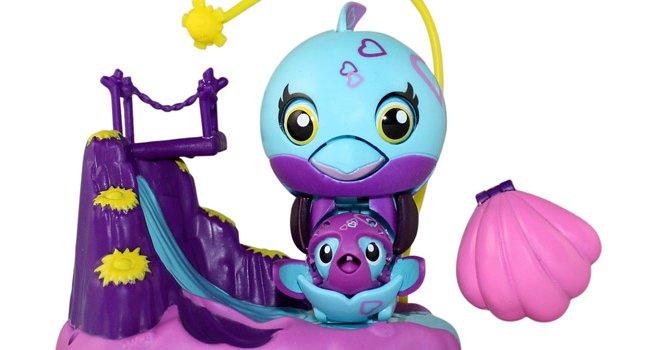 Figurines Zoobles pour Noël 2011
