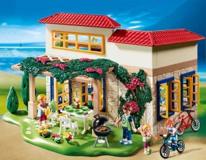 maison de campagne playmobil - Play Mobile Fille
