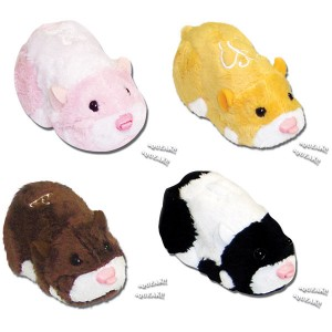 Peluches interactives Zhu-Zhu-Pets