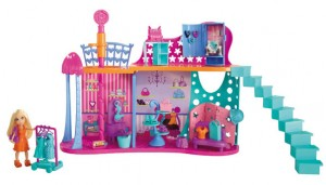 Boutique de vêtements Polly Pocket