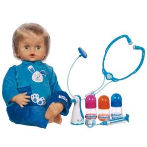Cicciobello Bobo, soigne ton bébé quand il tombe malade