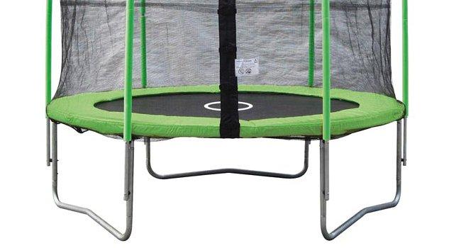 trampoline enfant avec filet