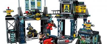 Jeux et jouets à l'effigie de Batman