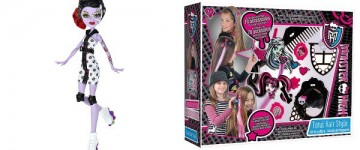 Panoplie Monster High