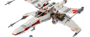 X-wing Starfighter Lego