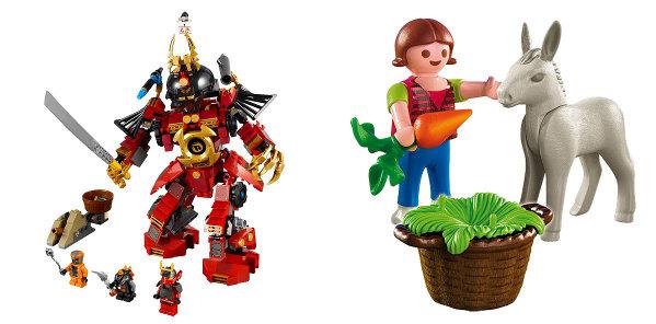 2012 Jouet Nouveauté Playmobil Noël Lego LR543Aqj