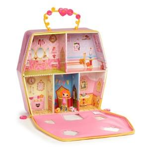maison poup e maison miniature bois maison barbie. Black Bedroom Furniture Sets. Home Design Ideas