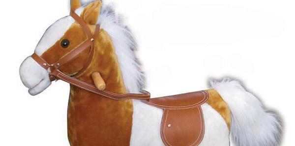cheval une