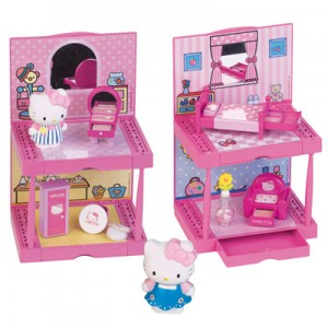 maison maquillage hello kitty