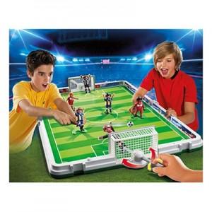 terrain de foot Playmobil