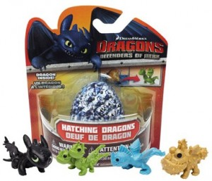 Oeuf éclosion dragon 2